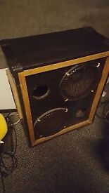 Vintage 2x12 Speaker Cab