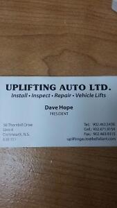 Hoist:Installations,servicing ,inspection.