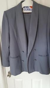 2 piece suit size 14