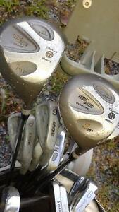 42 clubs, 2 bags with carts all must go, no picking $100 OBO Gatineau Ottawa / Gatineau Area image 6