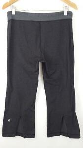 Lululemon Size 8 Hi-Rise Gather and Grow Crops NWOT