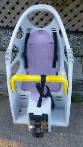 siège/banc vélo pour bébé