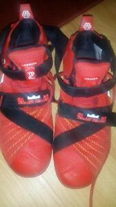 Lebron Soldier 9 sneaker Size 9
