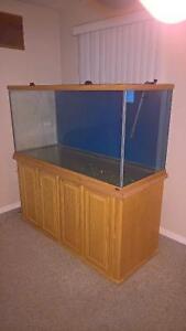 180 Gallon Oceanic aquarium and stand