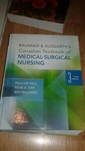 Nursing U of A Texbooks: It's Back to School Time!!