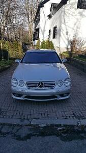 2003 Mercedes-Benz CL-Class Cuir Coupé (2 portes)