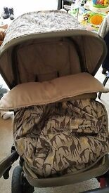 Mothercare tusk seat unit