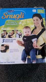 Snugli Baby Carrier- In Good Condition with Original Packing