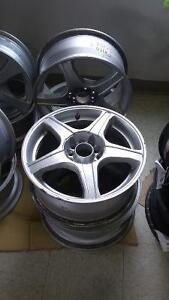 "16"" multi fit rims"