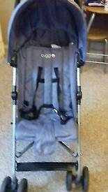 Cuggl From Birth 'Hazel' Pushchair with free Universal Raincover