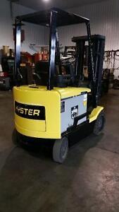 chariot elevateur HYSTER 48V completement reconditionné!