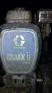 graco gmax ii 7900