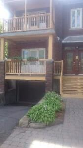 NDG Monkland - Large 2 Bedroom Apartment (6-1/2) - Heat Included