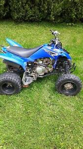 2011 Yamaha Raptor ATV. For Youth, Kids. 125cc, 5 Speed.