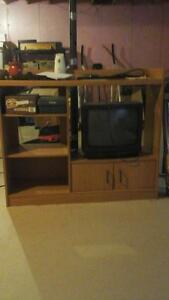 TV Stand & tv