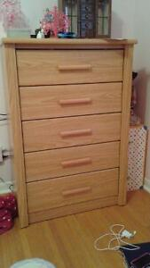 Twin size bedroom set for sale