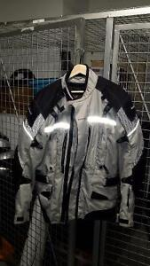 Cold weather riding coat