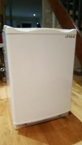 Unique Propane, 120V and 12V Fridge