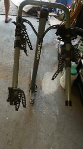 4 bike carrier w/hitch ball