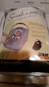 Jolly Jumper baby car seat cover