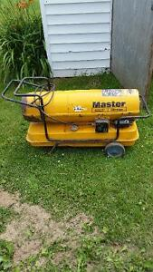 Karosene master heater. I got 2 at 75$ each