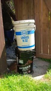 Hydraulic Oil - $40 each