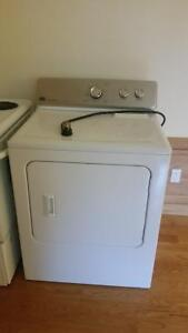 1.5 year old maytag high efficency hardly used dryer. West Island Greater Montréal image 1