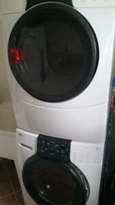 Kenmore Elite HE3 Stackable High Efficiency Washer and Dryer