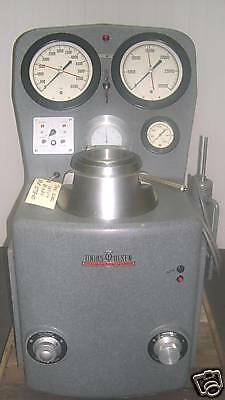 30k Tinius Olsen Bp-612n Ductomatic Ductility Cup Olsen Tester Sheet Metal Test