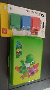 Nintendo DS games and accessories