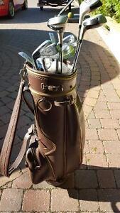 Complete Golf set and Bag