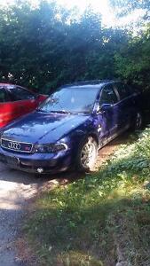 1999 Audi A4 Sedan