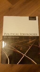Political Ideologies by H.B. McCullough