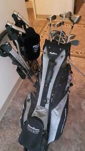 Ladies jazz golf clubs - reduced..make me an offer