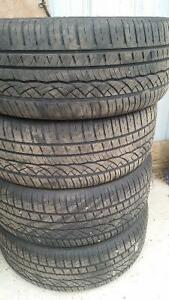Aeolus 195 50 ZR16 tires 175 obo or trade