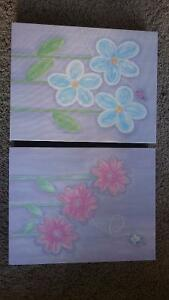Canvas Art for girls room London Ontario image 2