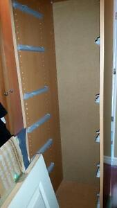 4 Ikea movable closets West Island Greater Montréal image 2