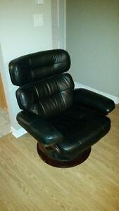 Buy my leather chair!