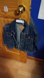 Boys' jackets, various styles, prices in ad. size 4T