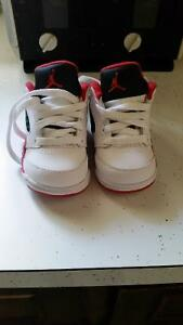 Size 4 toddler micheal jordan shoes - brand new