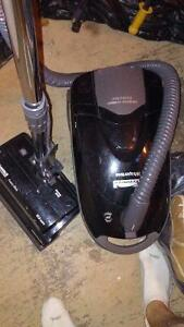 Kenmore vacuum - doesn't work