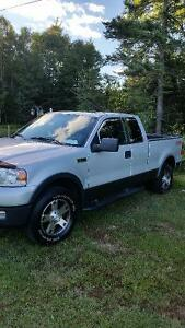 Safetied.... 2004 Ford F-150 FX4 Pickup Truck