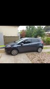 2013 Ford Fiesta Hatchback 1 owner. 10500 ono Adelaide CBD Adelaide City Preview