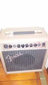 Ampli Fender Accoustic 15 watts