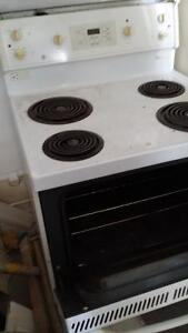 GE  stove/oven