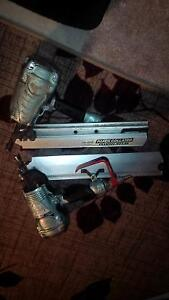 Hitachi nailer gun Kitchener / Waterloo Kitchener Area image 1