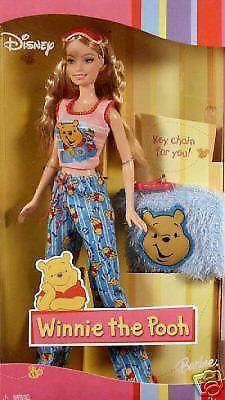 Winnie The Pooh Barbie Ebay