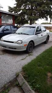 1997 Plymouth Neon Berline