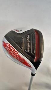 TaylorMade AeroBurner Mini Driver 12° Graphite Stiff Mens Right