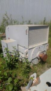 Used Toshiba 550 HP, 4000 Volt, 1175 RPM Electric Motor